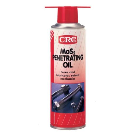 Penetrating Oil + MoS2 AUT 300 ML