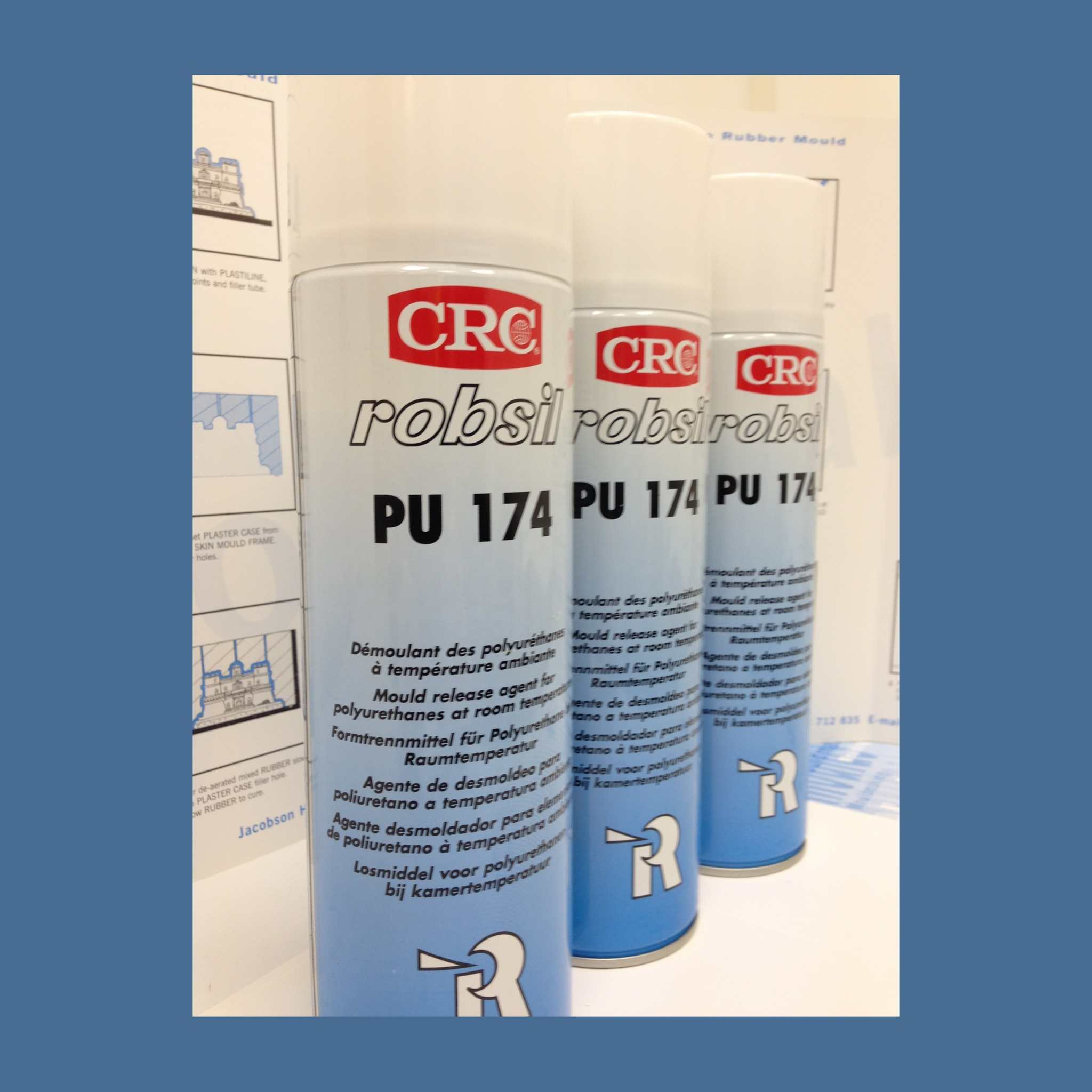 PU 174 (Poly 90) Aerosol: | Jacobson Chemicals Node on