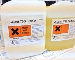 J Cast 70D Parts A&B
