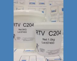 RTV C204 base with catalyst 81B