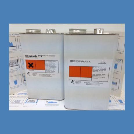Foam RM520 & ISO 174